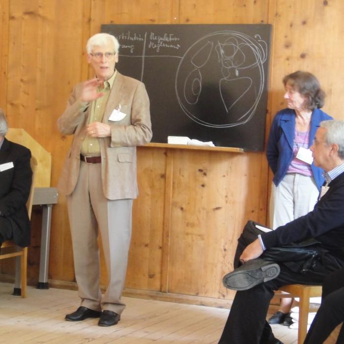 Fondazione dell'IFAPA a Dornach